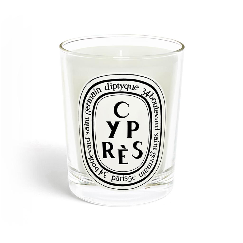 Candle Cyprès