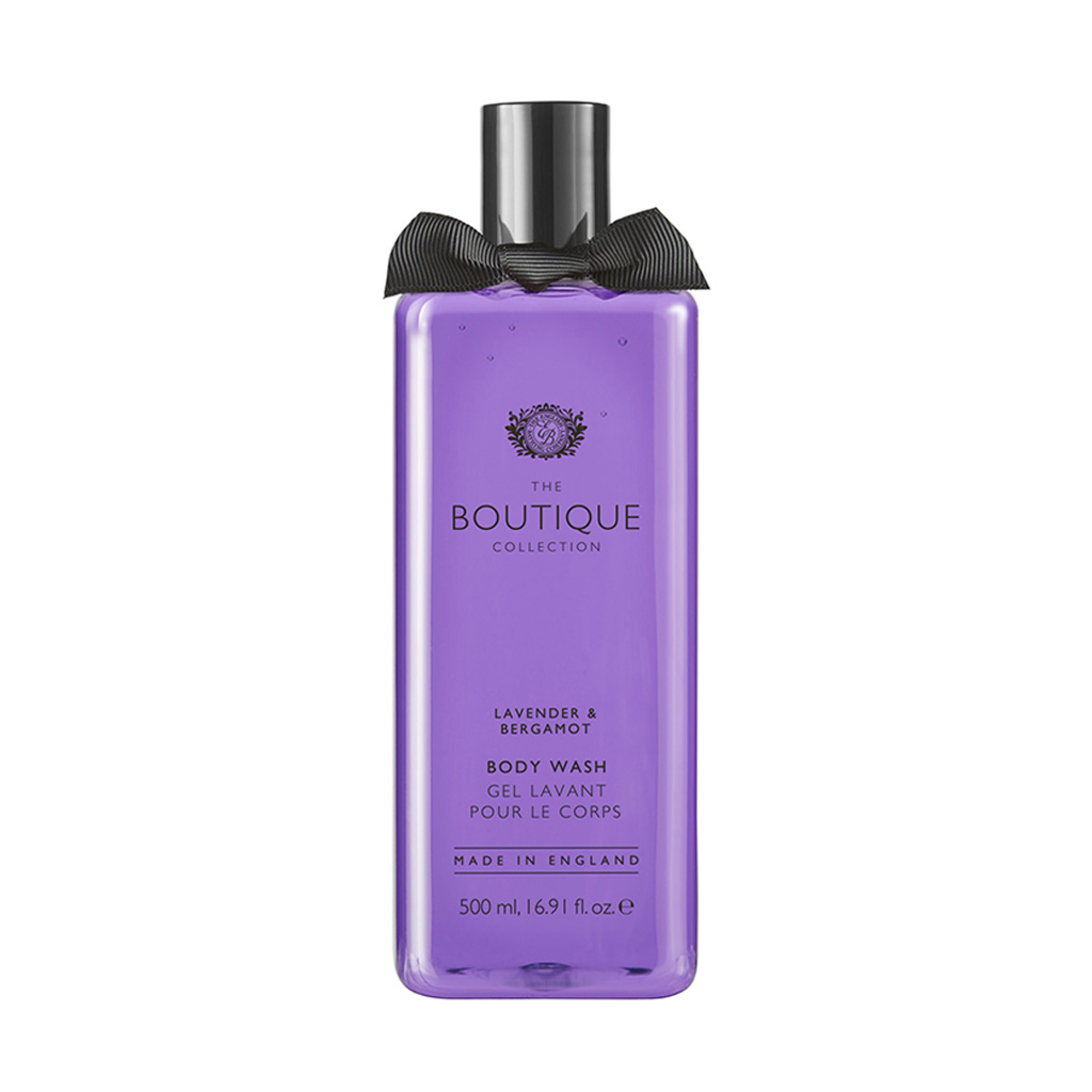 Lavender & Bergamot 500ml Body Wash