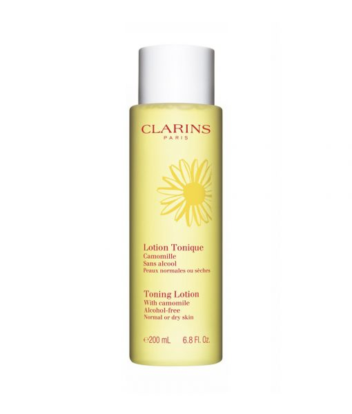 Toning Lotion for Normal to Dry Skin