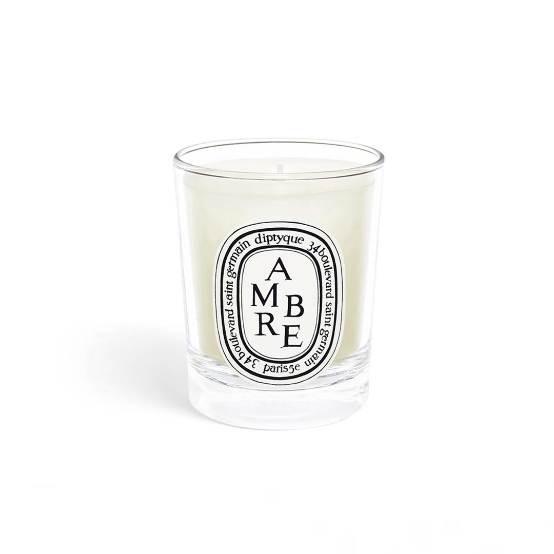 Mini Candle Ambre