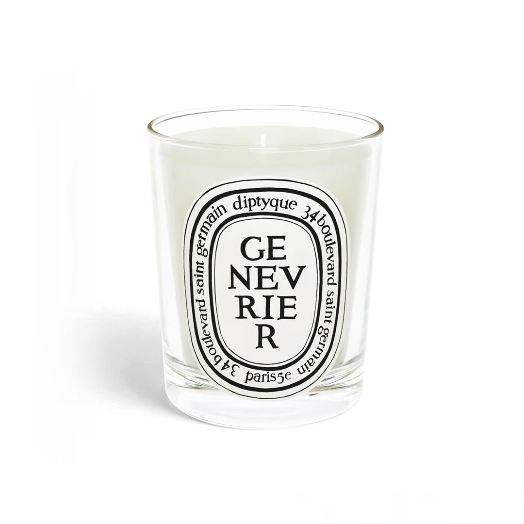 Candle Genévrier