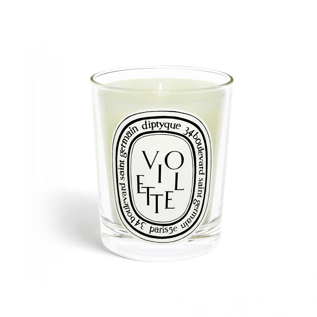Candle Violette