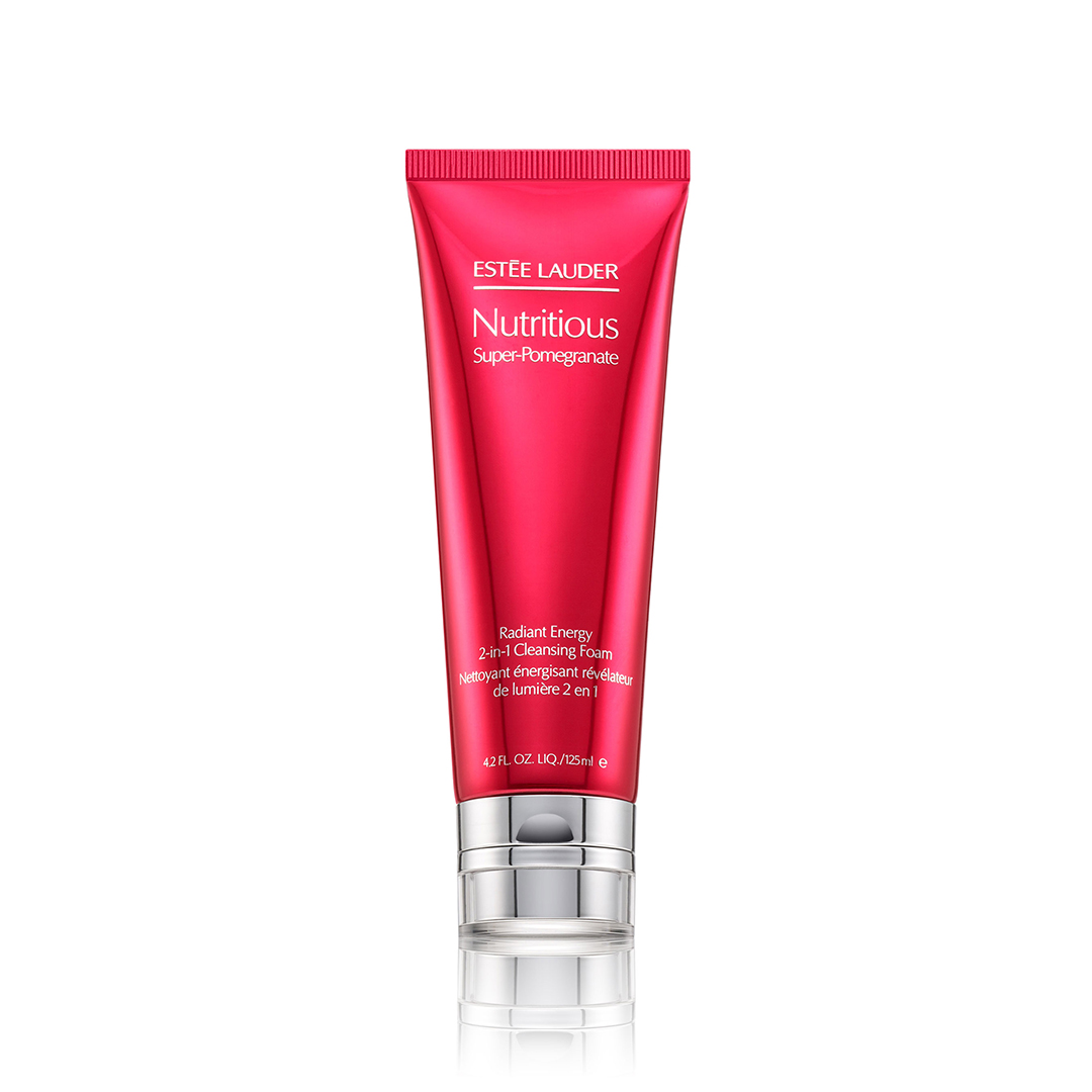 Nutritious Super-Pomegranate Radiant Energy 2-in-1 Cleansing Foam