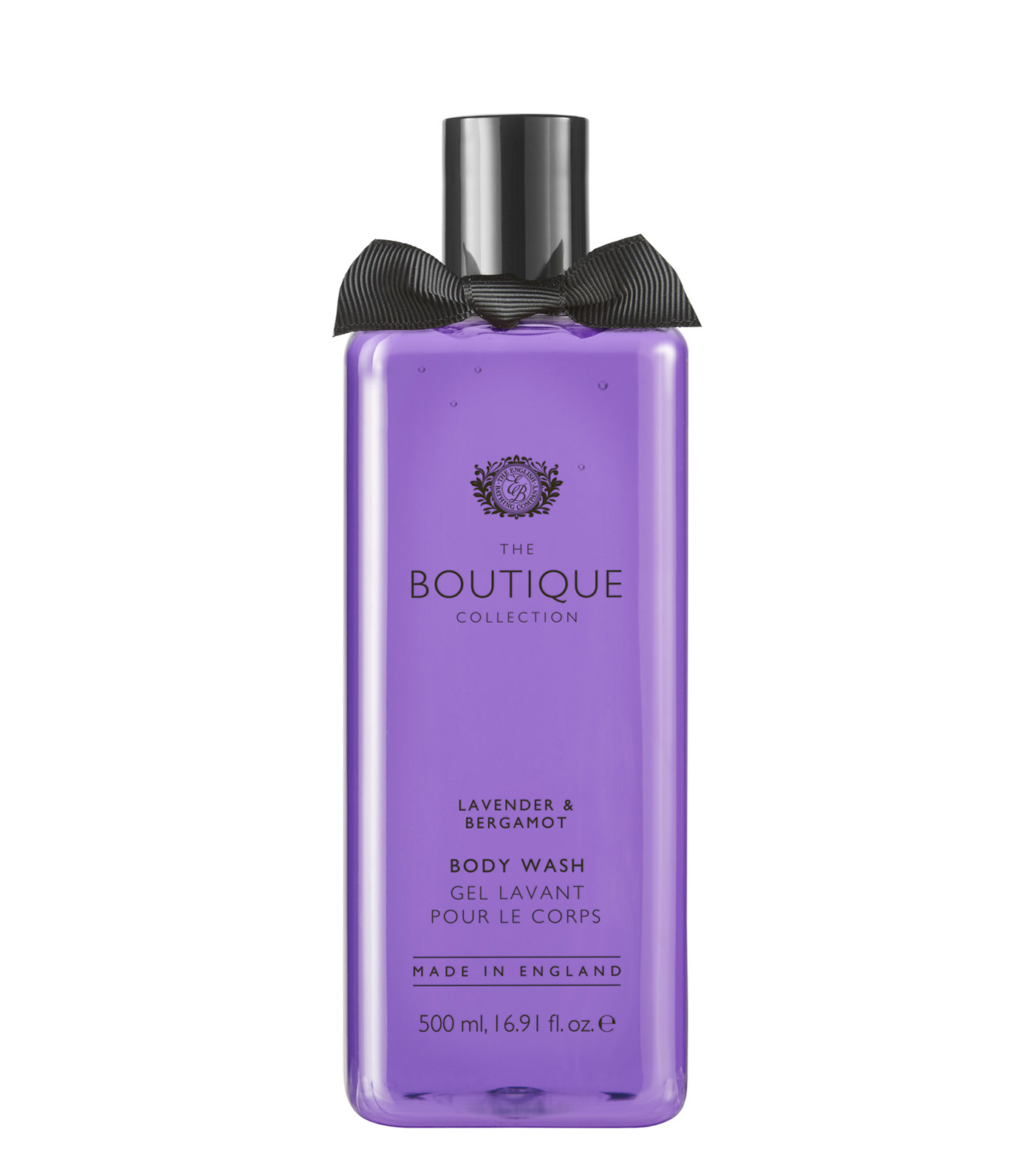Lavender & Bergamot 500ml Body Wash