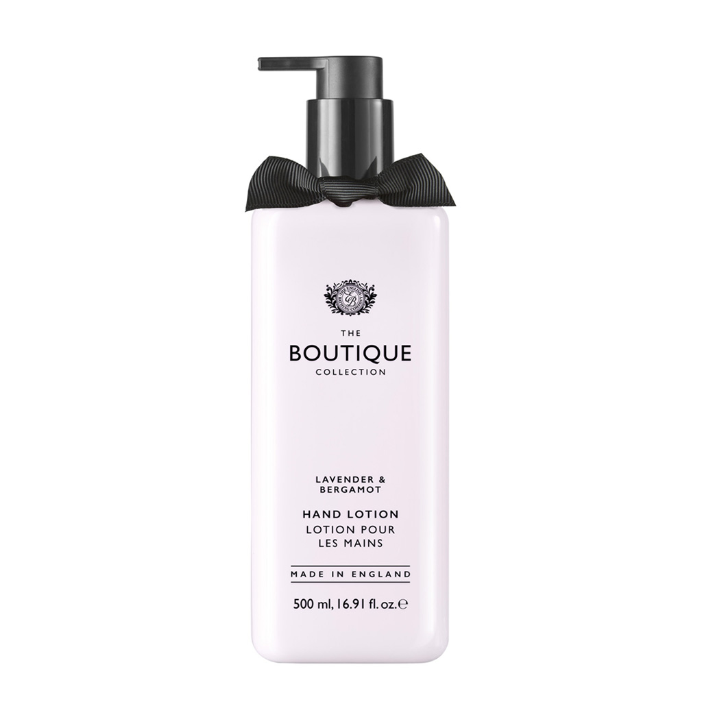 Lavender & Bergamot 500ml Hand Lotion