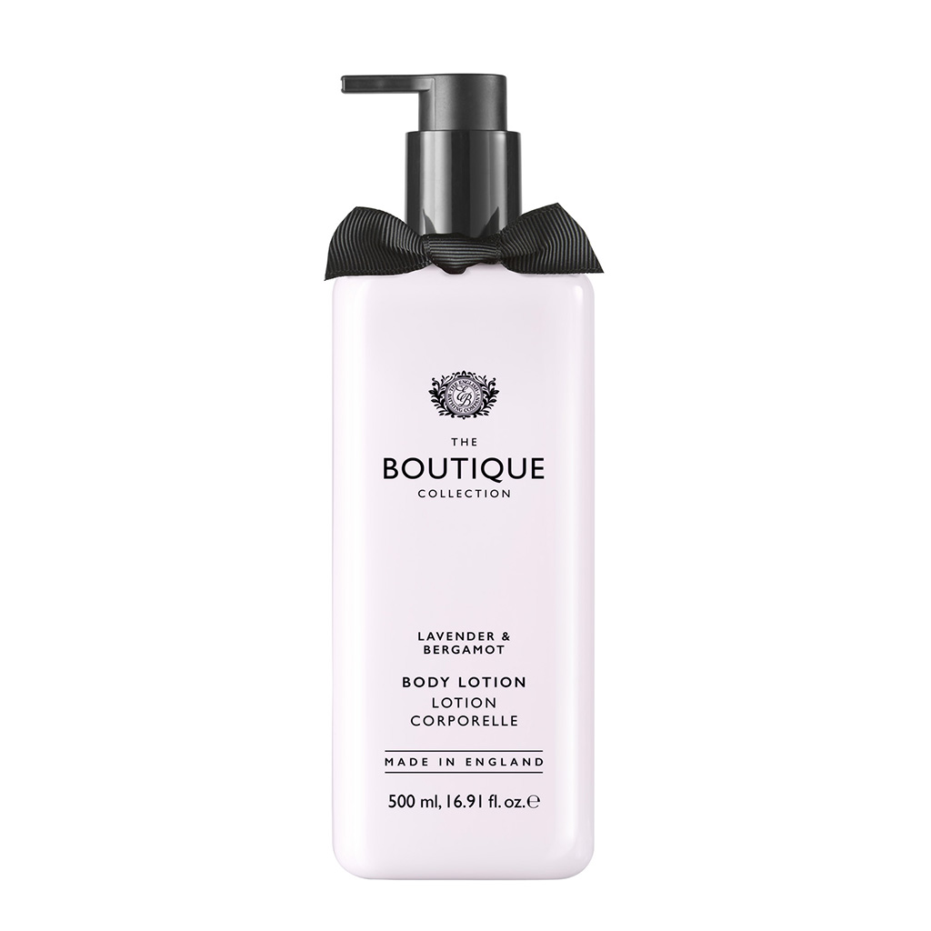 Lavender & Bergamot 500ml Body Lotion