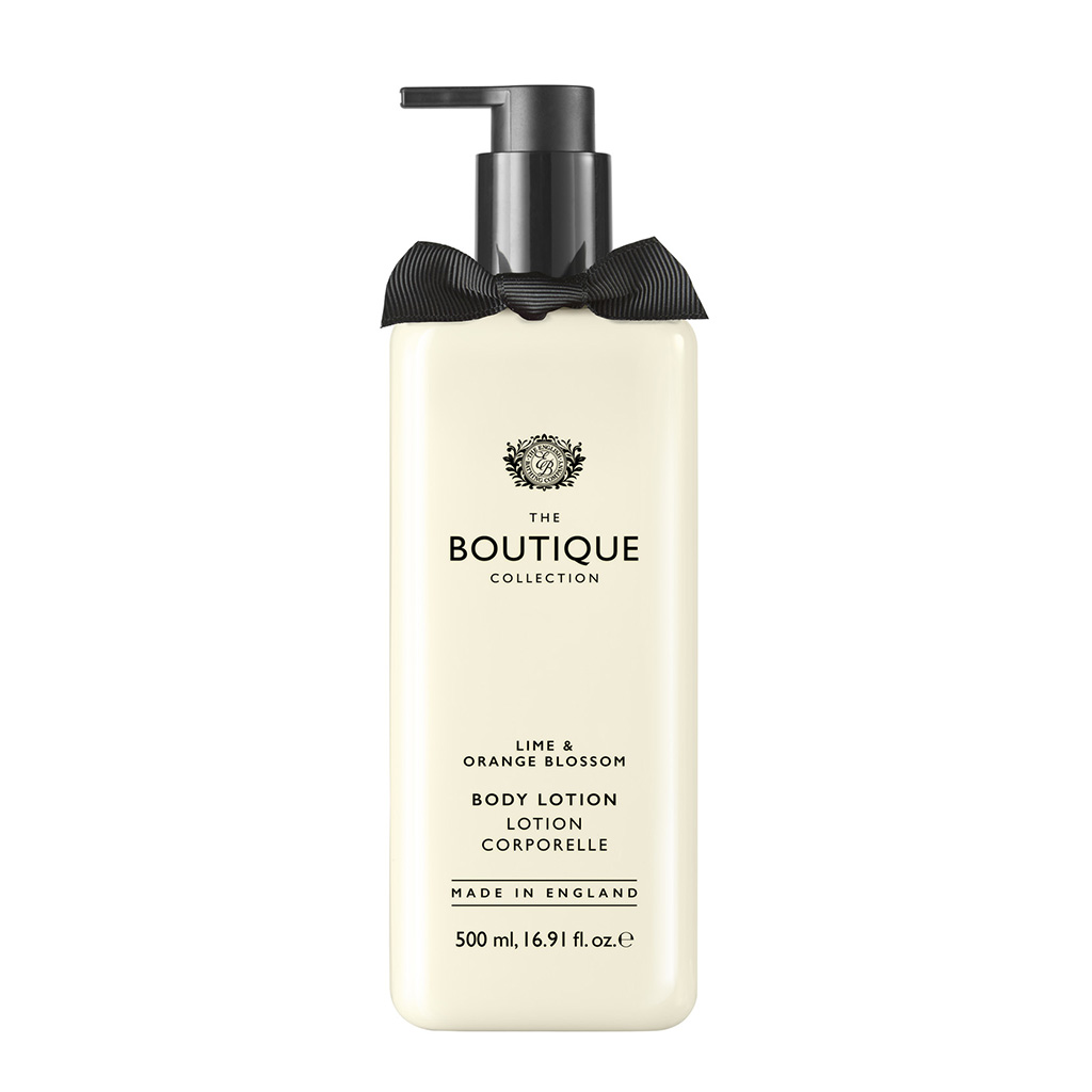 Lime & Orange Blossom 500ml Body Lotion