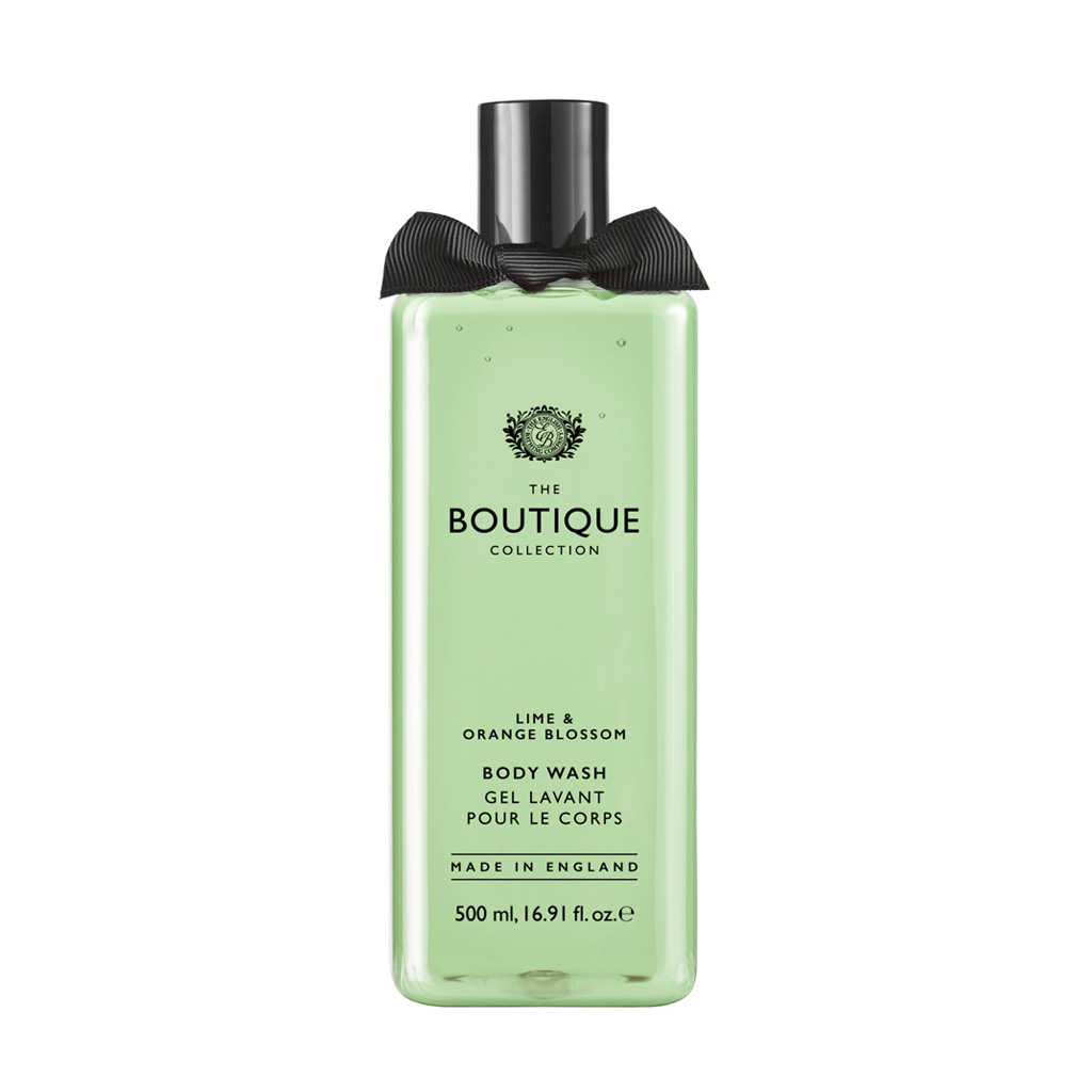 Lime & Orange Blossom 500ml Body Wash