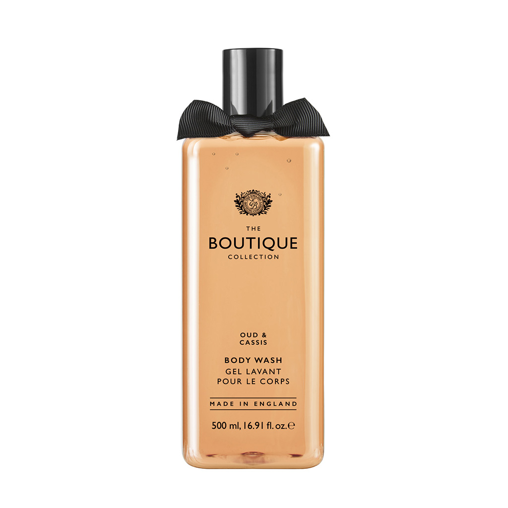 Oud & Cassis 500ml Body Wash