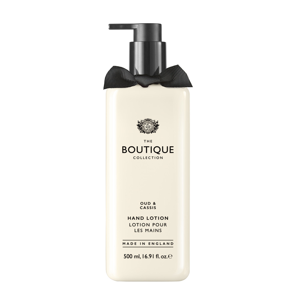 Oud & Cassis 500ml Hand Lotion