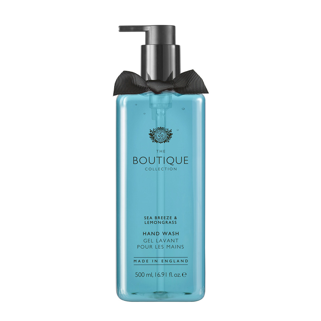 Oud & Cassis 500ml Hand Wash