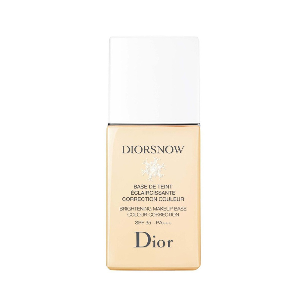 Diorsnow Brightening Makeup Base Color Correction SPF35 - PA+++ in Beige