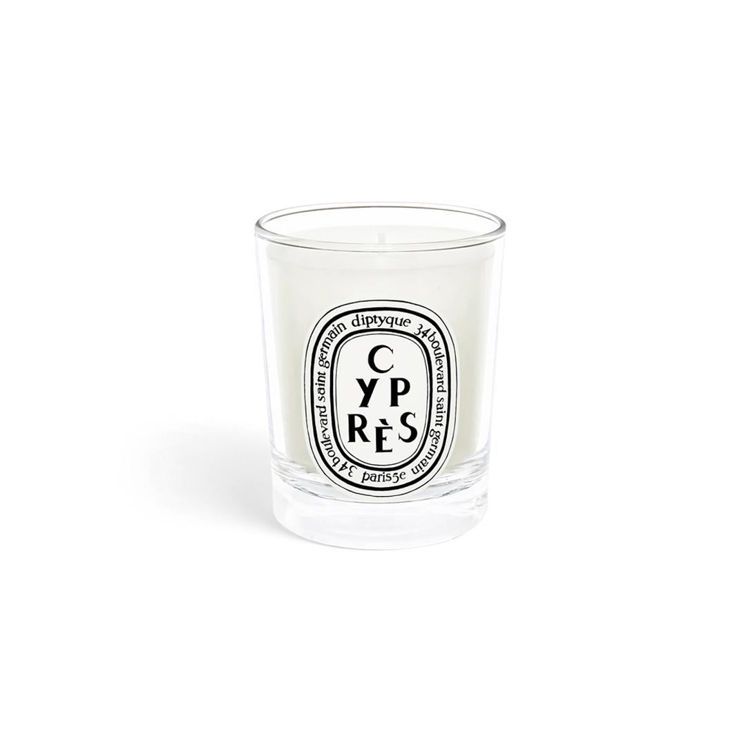 Mini Candle Cyprès