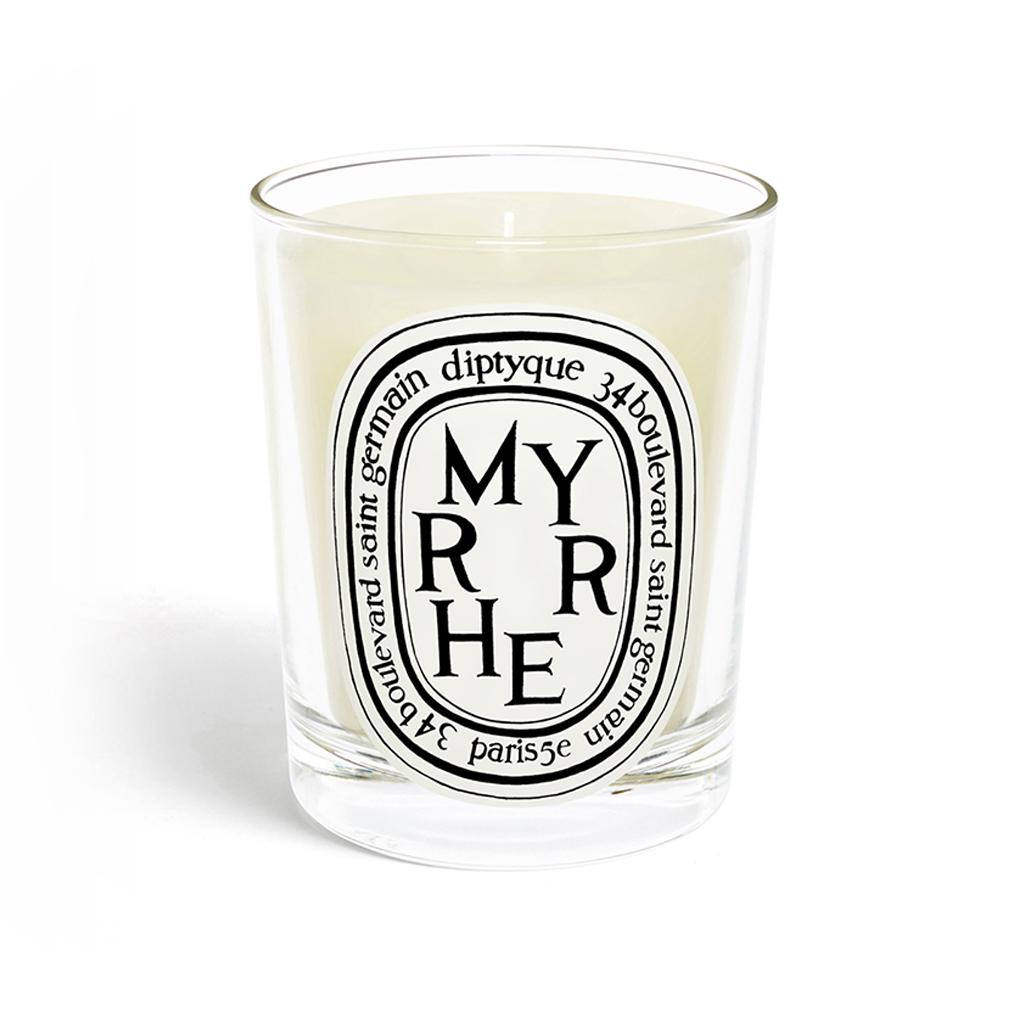 Candle Myrrhe