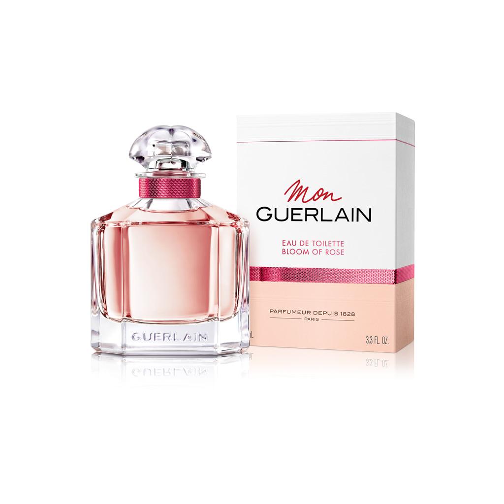 Mon Guerlain Bloom of Rose Eau de Toilette
