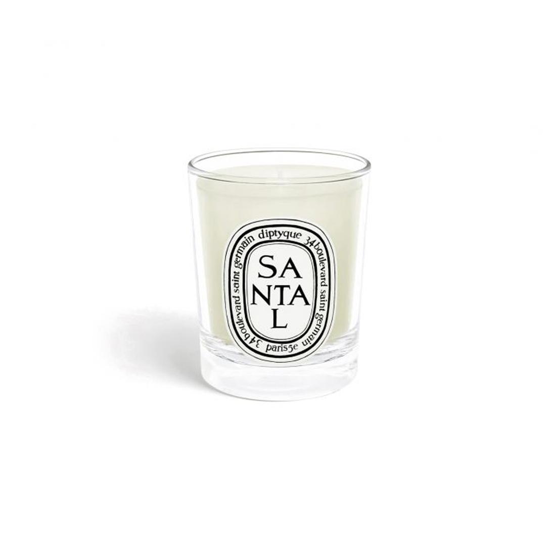 Mini Candle Santal