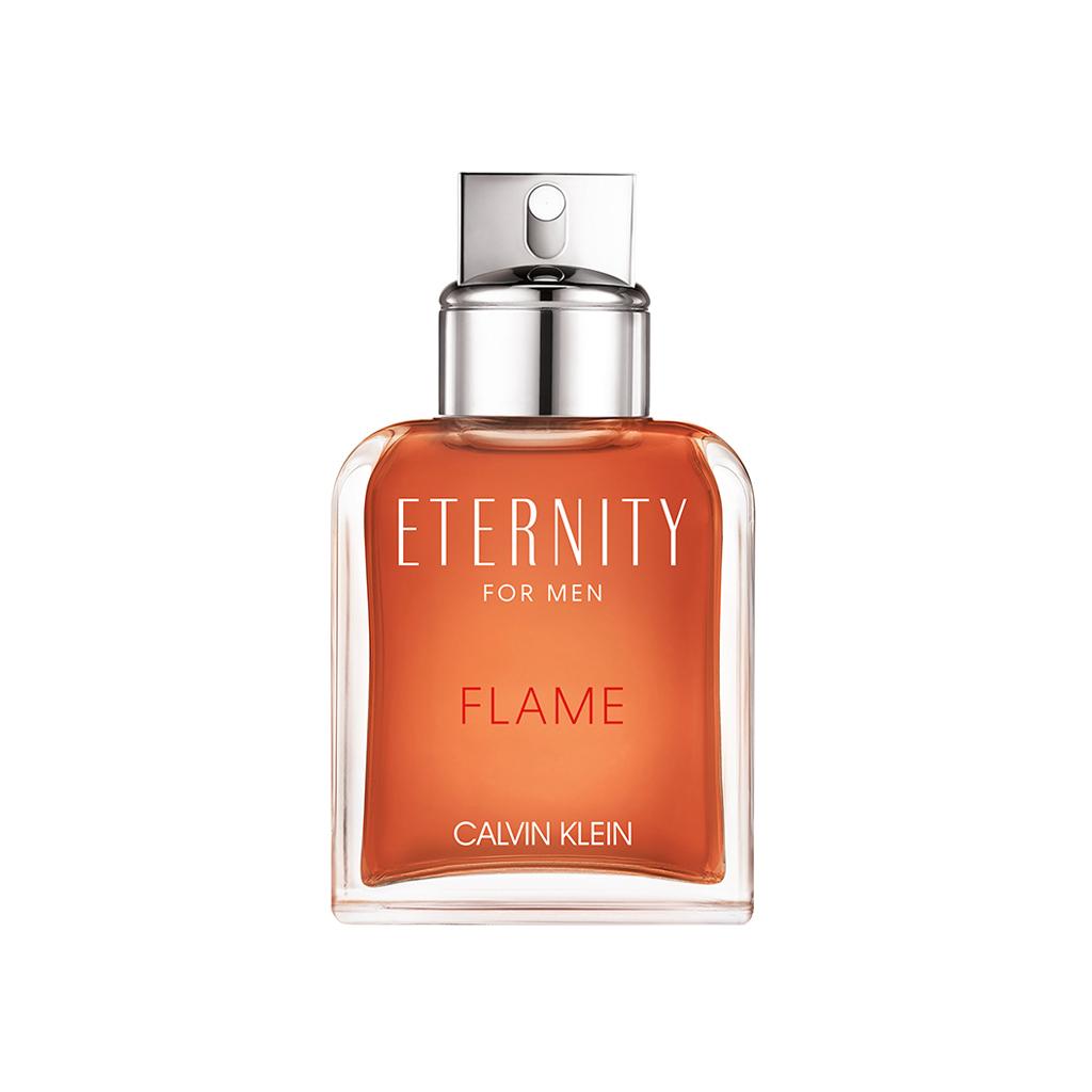 Eternity Flame for Men Eau de Toilette for Him 100ml