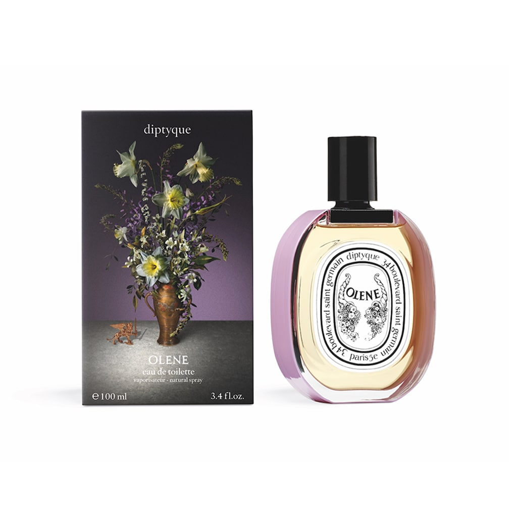 Olène 100ml Eau de Toilette Impossible Bouquet