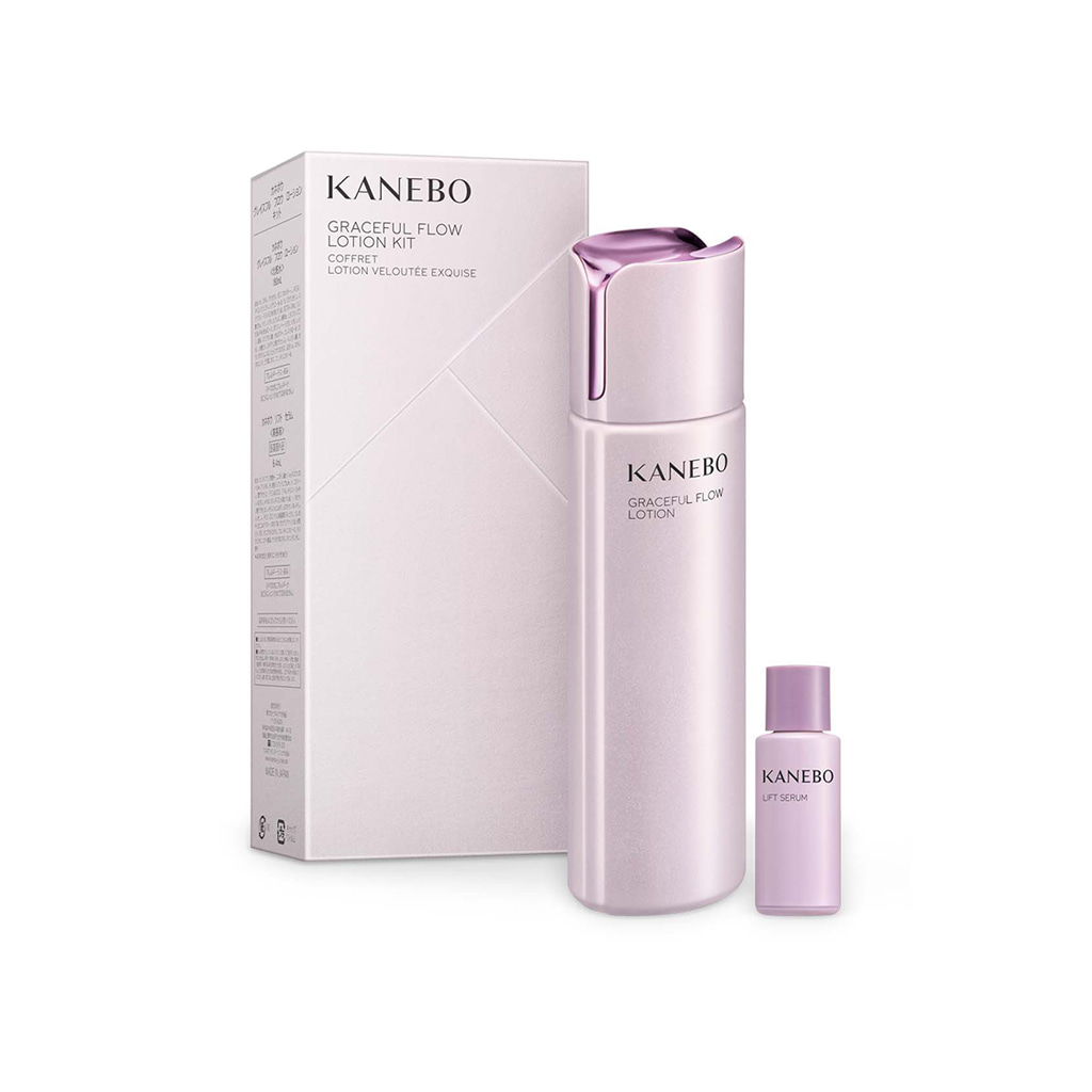 K Graceful Flow Lotion Kit