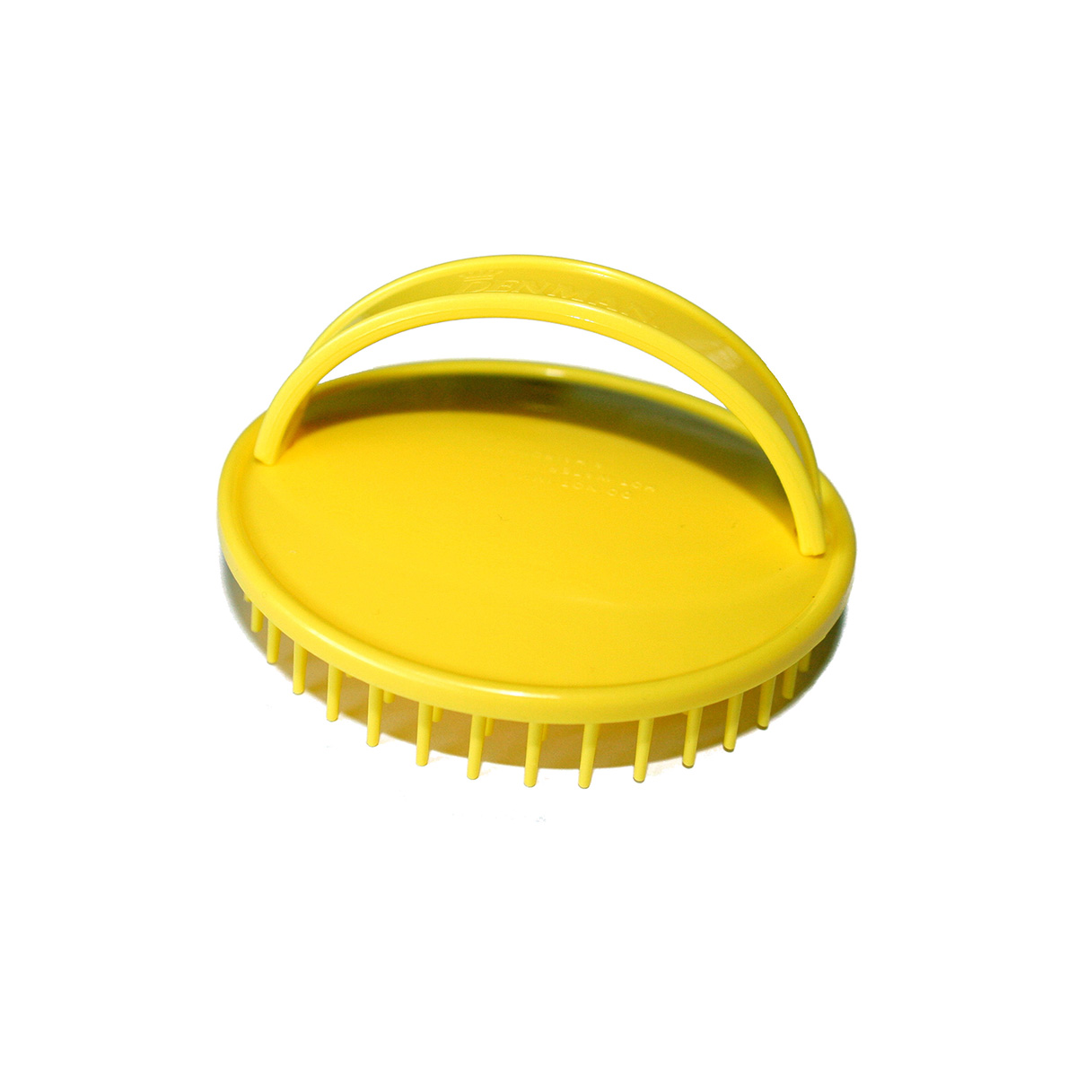 D-6 Be-Bop Easy Care Shampoo/Massage Brush - Yellow