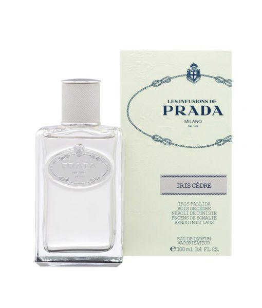 Les Infusions Iris Cedre Eau de Parfum 100ml