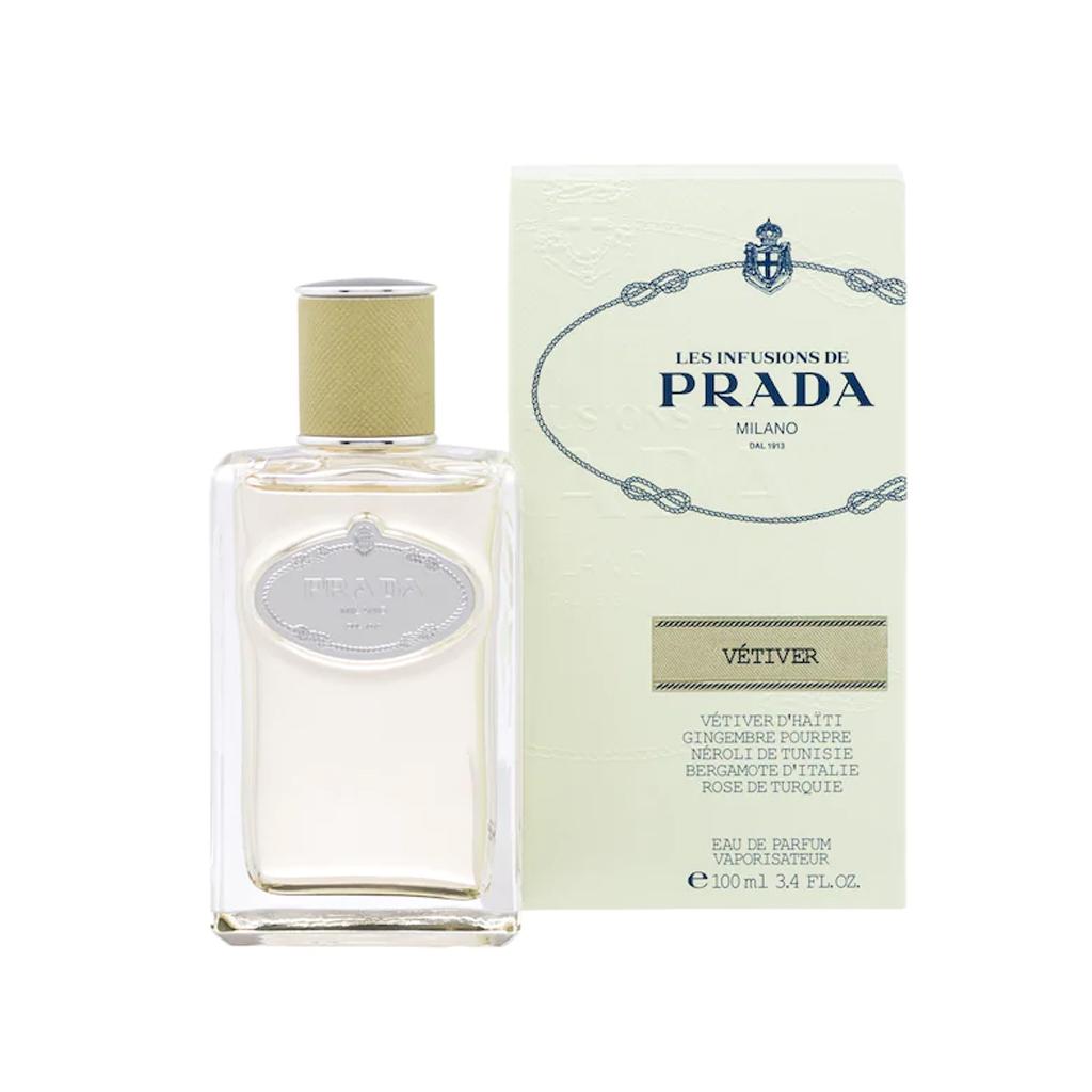 Les Infusions Vetiver Eau de Parfum 100ml