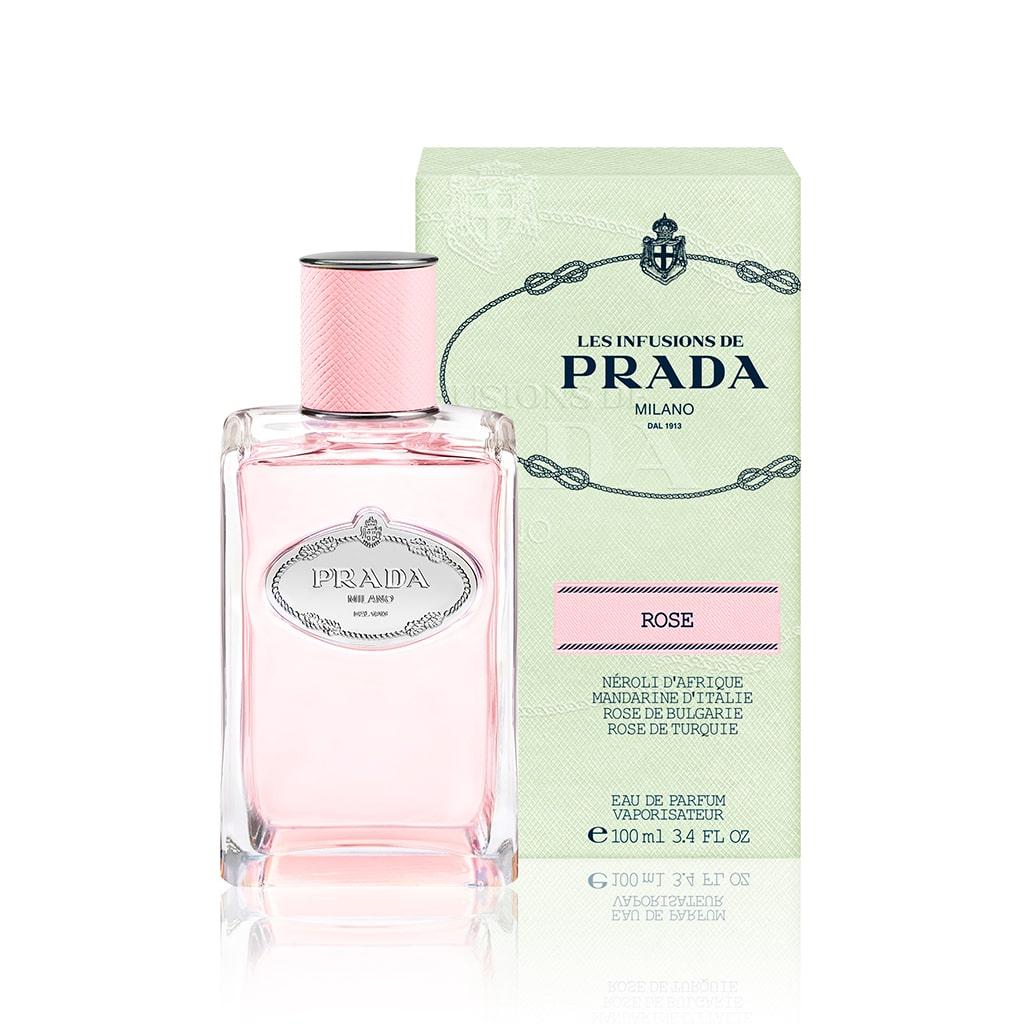 Les Infusions Rose Eau de Parfum 100ml