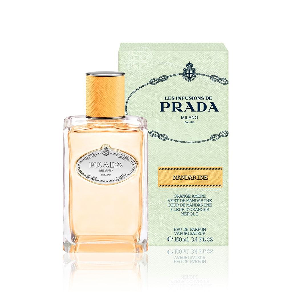 Les Infusions Mandarine Eau de Parfum 100ml