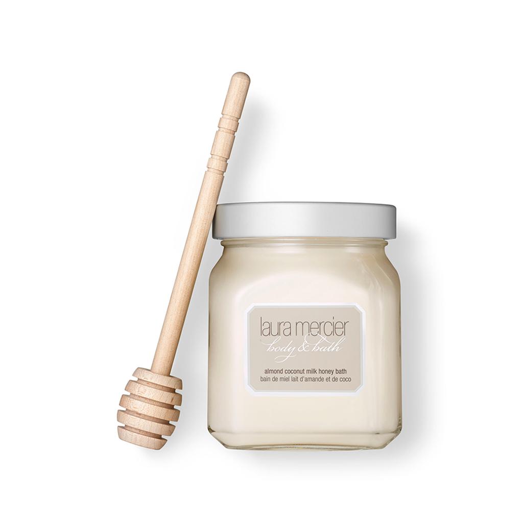 Almond Coconut Milk Honey Bath
