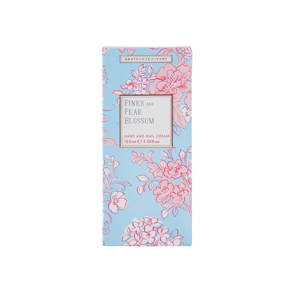 Pinks & Pear Blossom Hand & Nail Cream 100mL