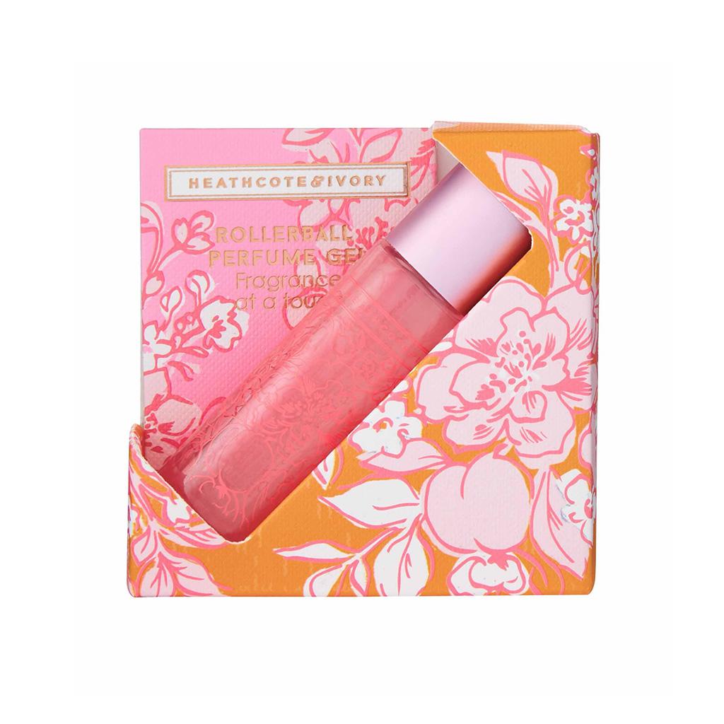Pinks & Pear Blossom Perfume Gel 10ml