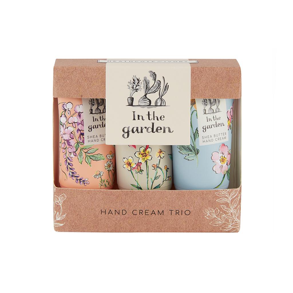 In the Garden Hand Cream Trio (3X30ml)