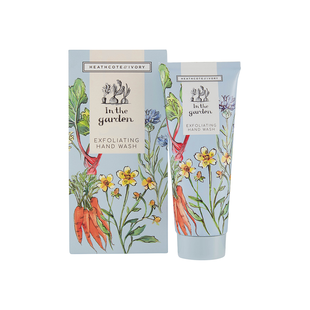 In the Garden 100ml Exfoliating Hand Wash