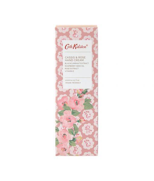 Freston Cassis & Rose Hand Cream 100ml