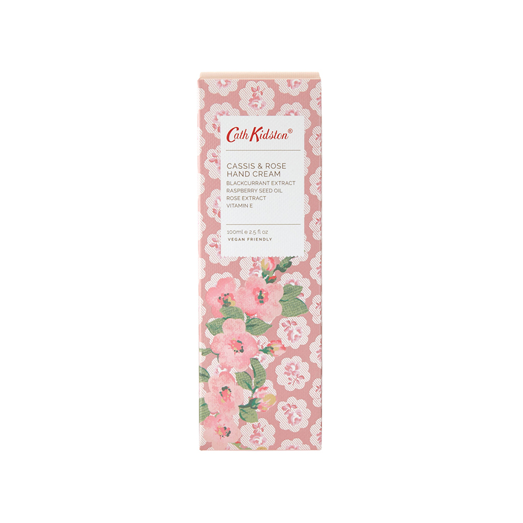 Freston Cassis & Rose Hand Cream 100ml