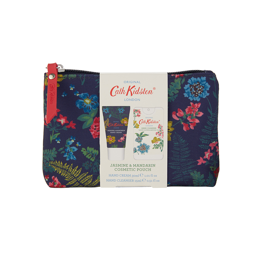 Twilight Garden Cosmetic Pouch