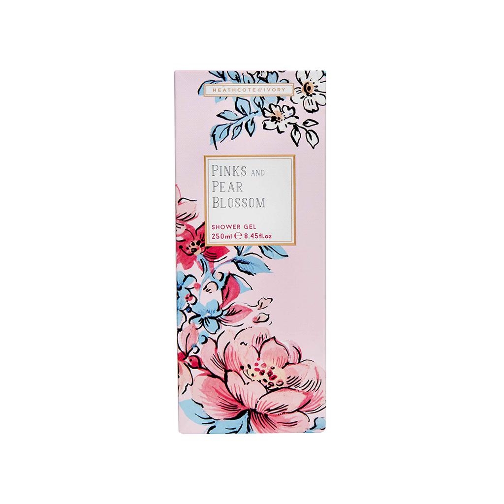 Pinks & Pear Blossom Shower Gel 250ml