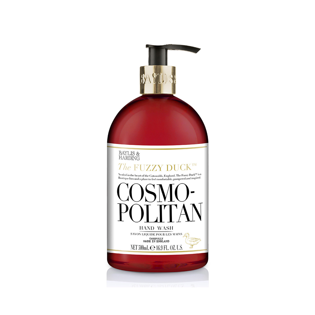 Fuzzy Duck Cosmopolitan 500ml Hand Wash