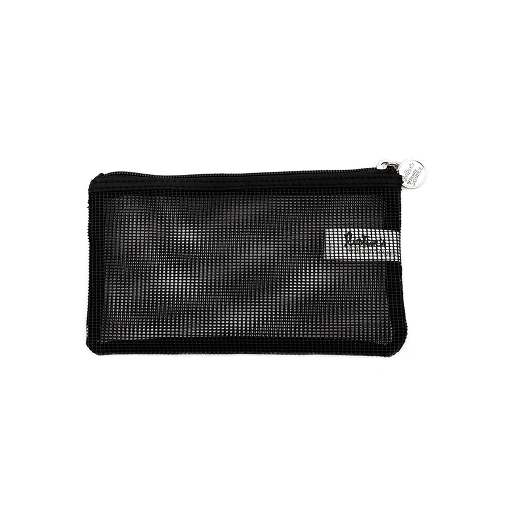 Rubber Mesh Small Purse