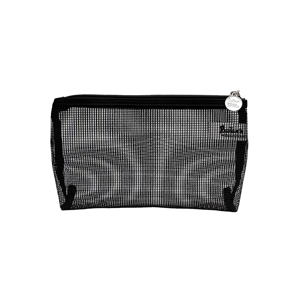 Rubber Mesh Medium Purse