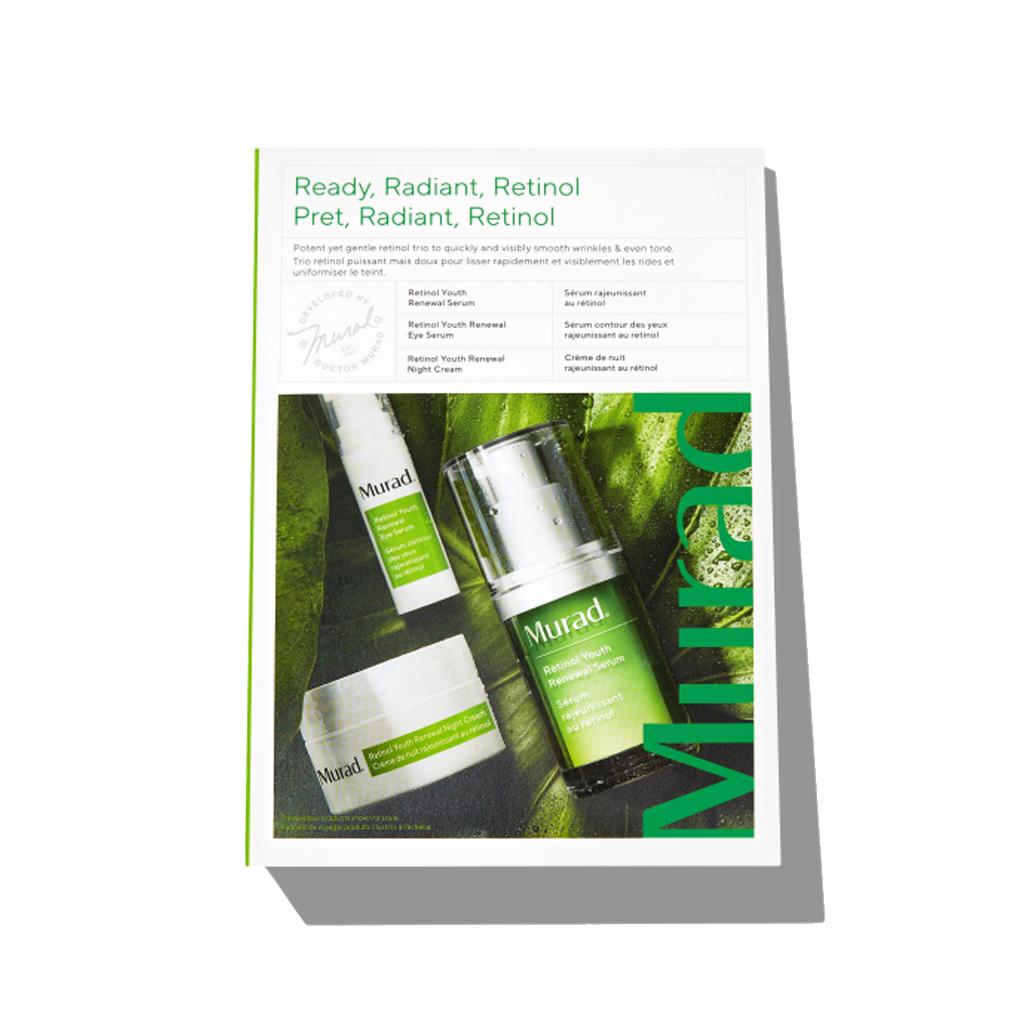 Ready, Radiant, Retinol Kit