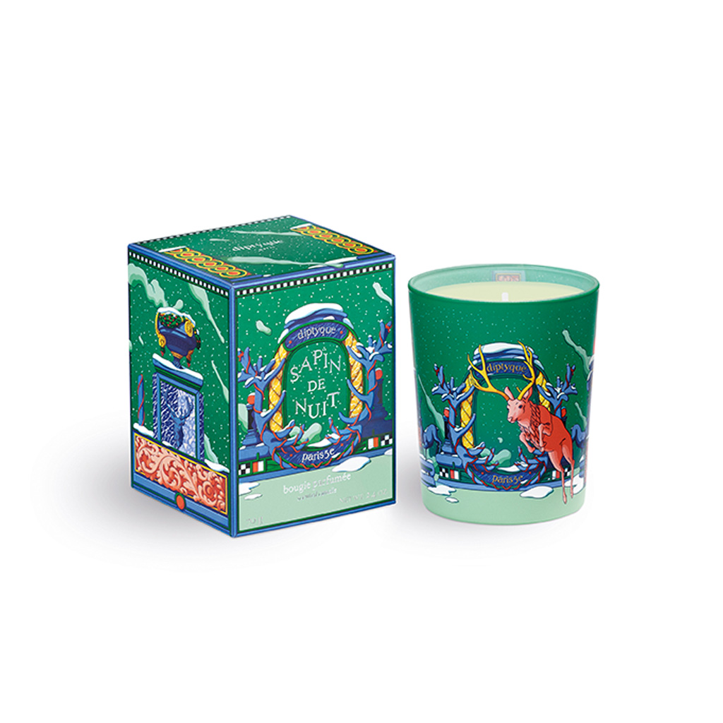 Candle 70g Woody Pine (Sapin de Nuit)