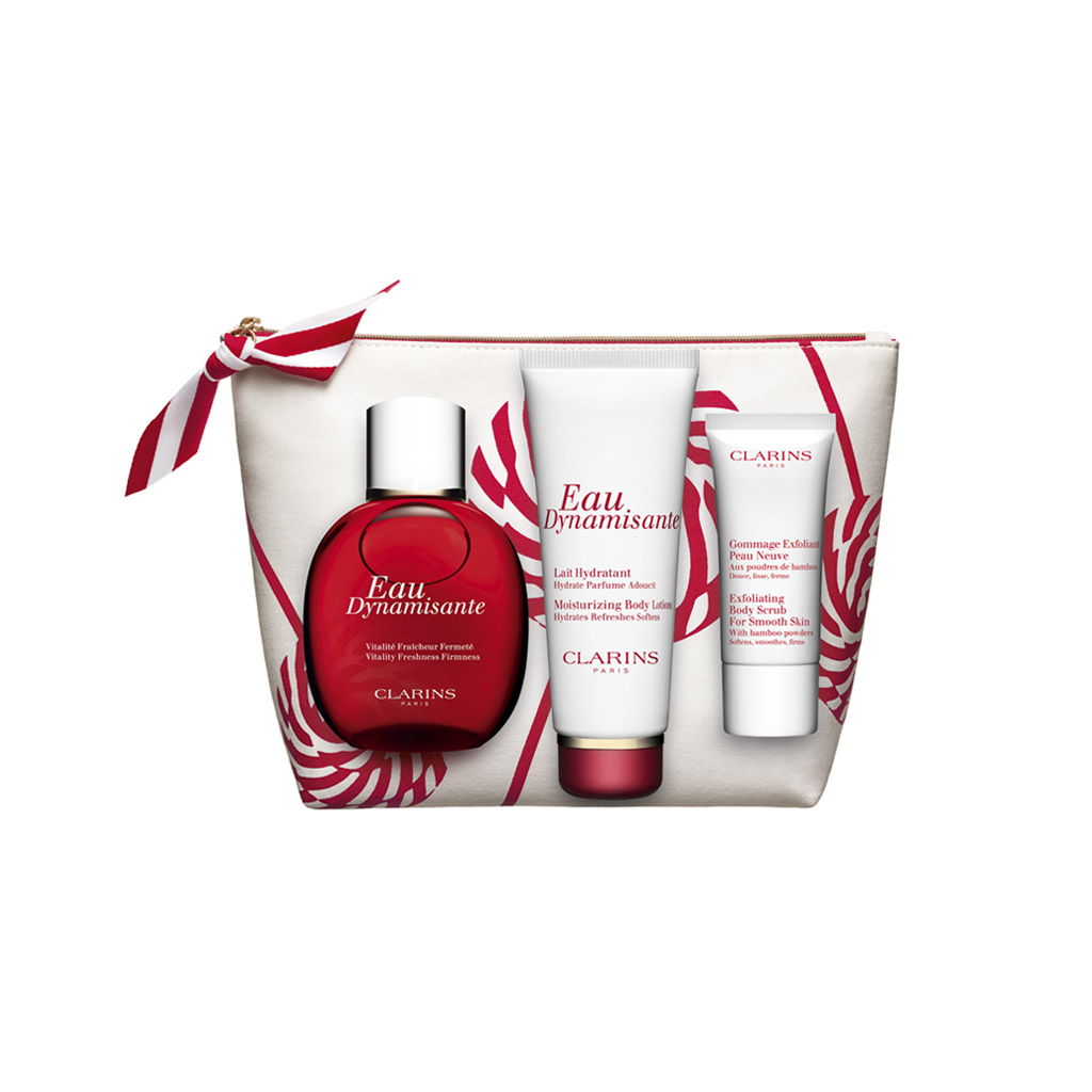 Eau Dynamisante 2020 Holiday Gift Set
