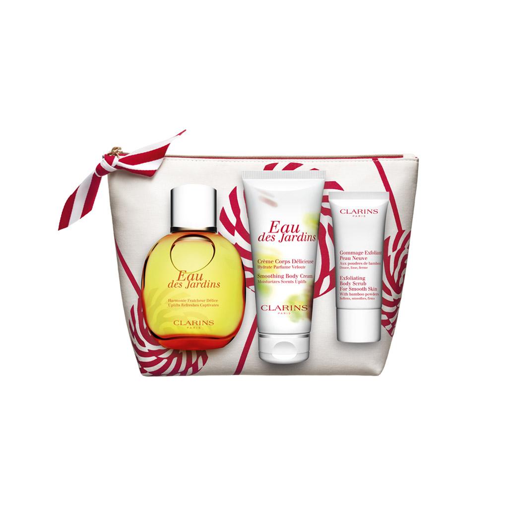 Eau Des Jardins 2020 Holiday Gift Set