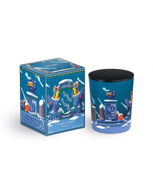 Spicy Fruity Ambre 190g Candle