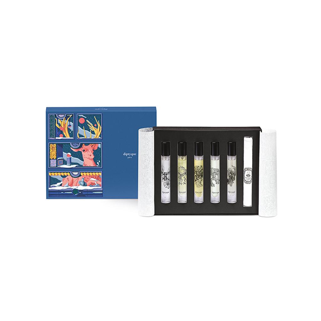 Eau de Parfum Discovery Set 5x7.5ml / 5x0.25 fl.oz.