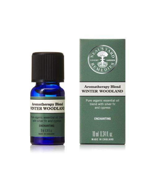 Winter Woodland Aromatherapy Blend