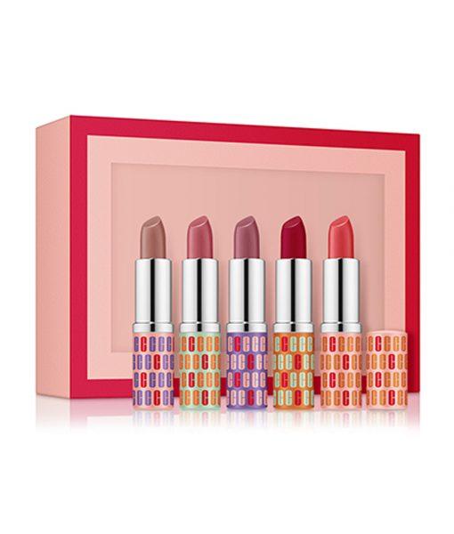 Kisses - Decorated Lip Pop Set