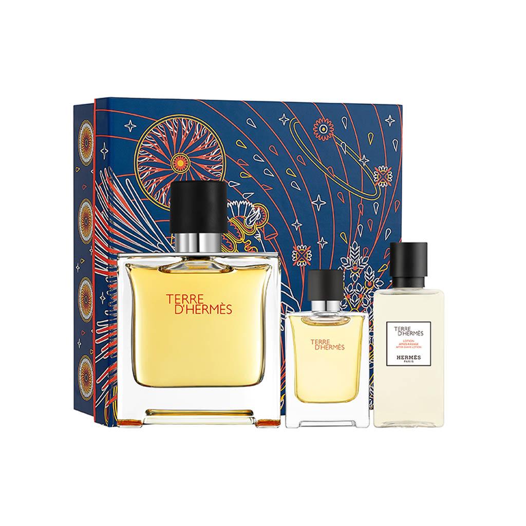 Terre d'Hermès Pure Perfume Set