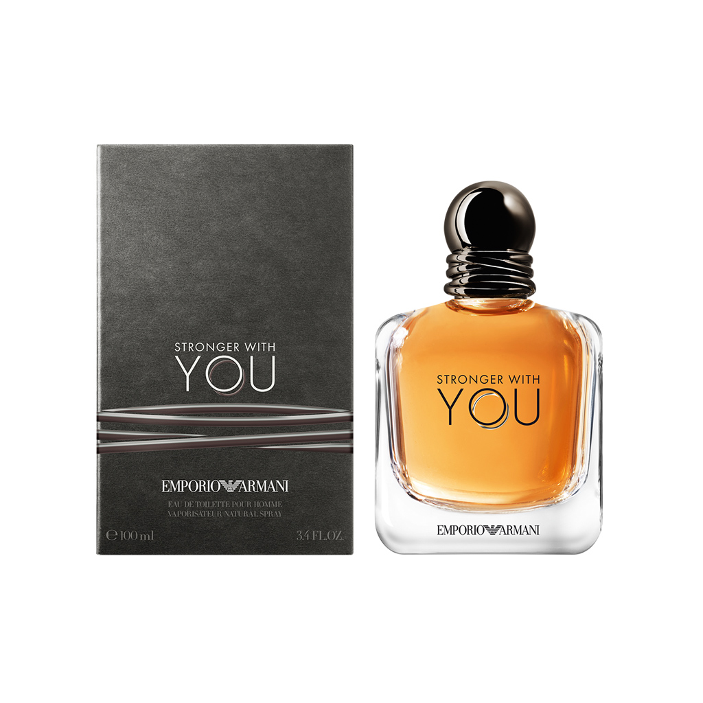 Emporio Armani Stronger with You Homme